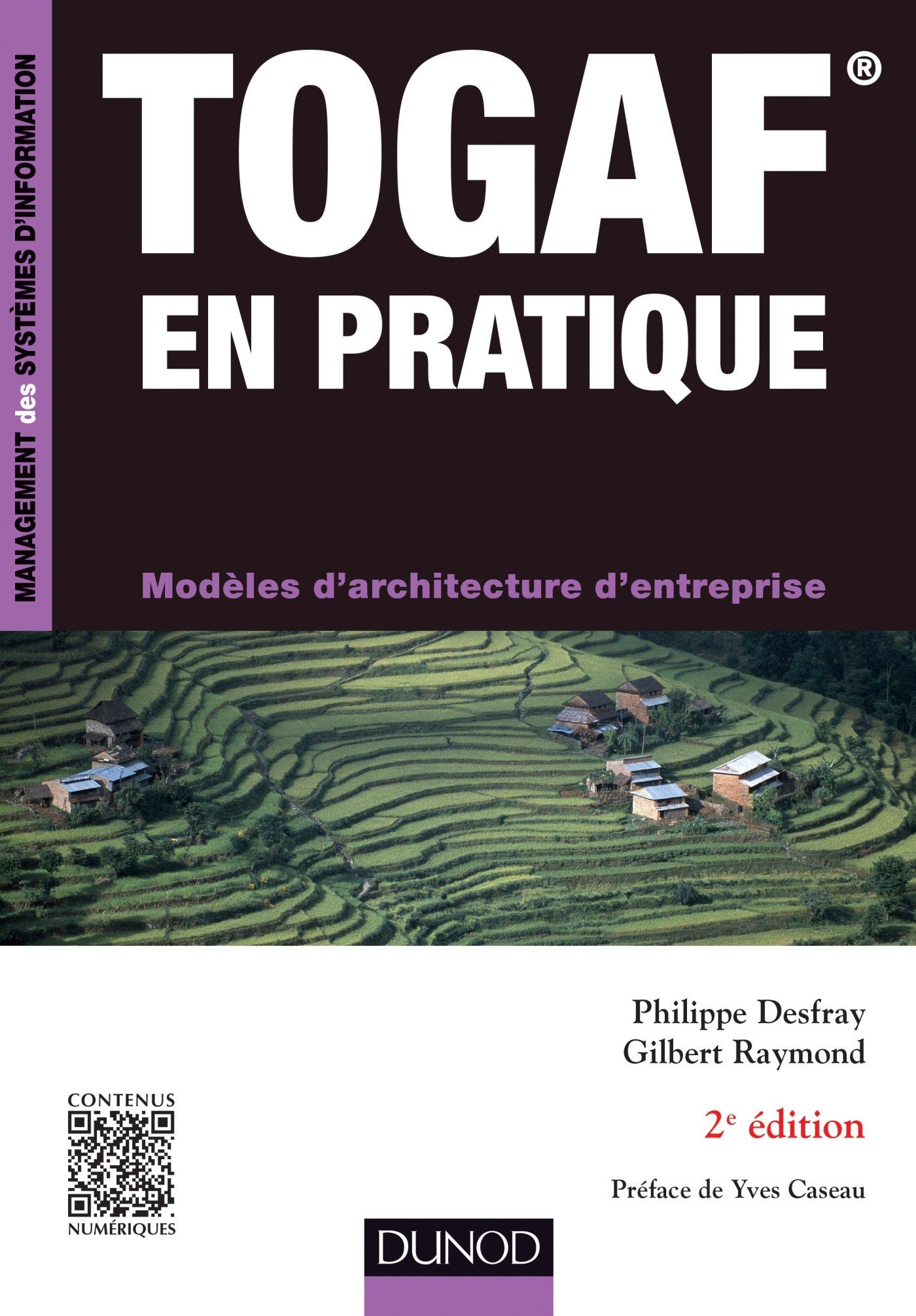 TOGAF en pratique : Modèles d'architecture d'entreprise