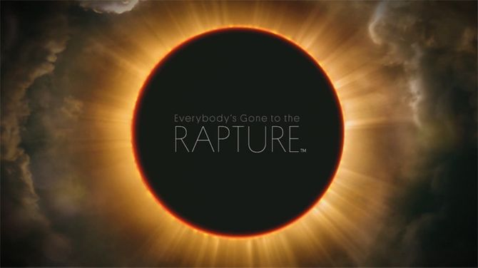 Poster for Everybodys Gone to the Rapture