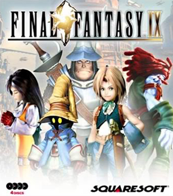 Poster for Final Fantasy IX