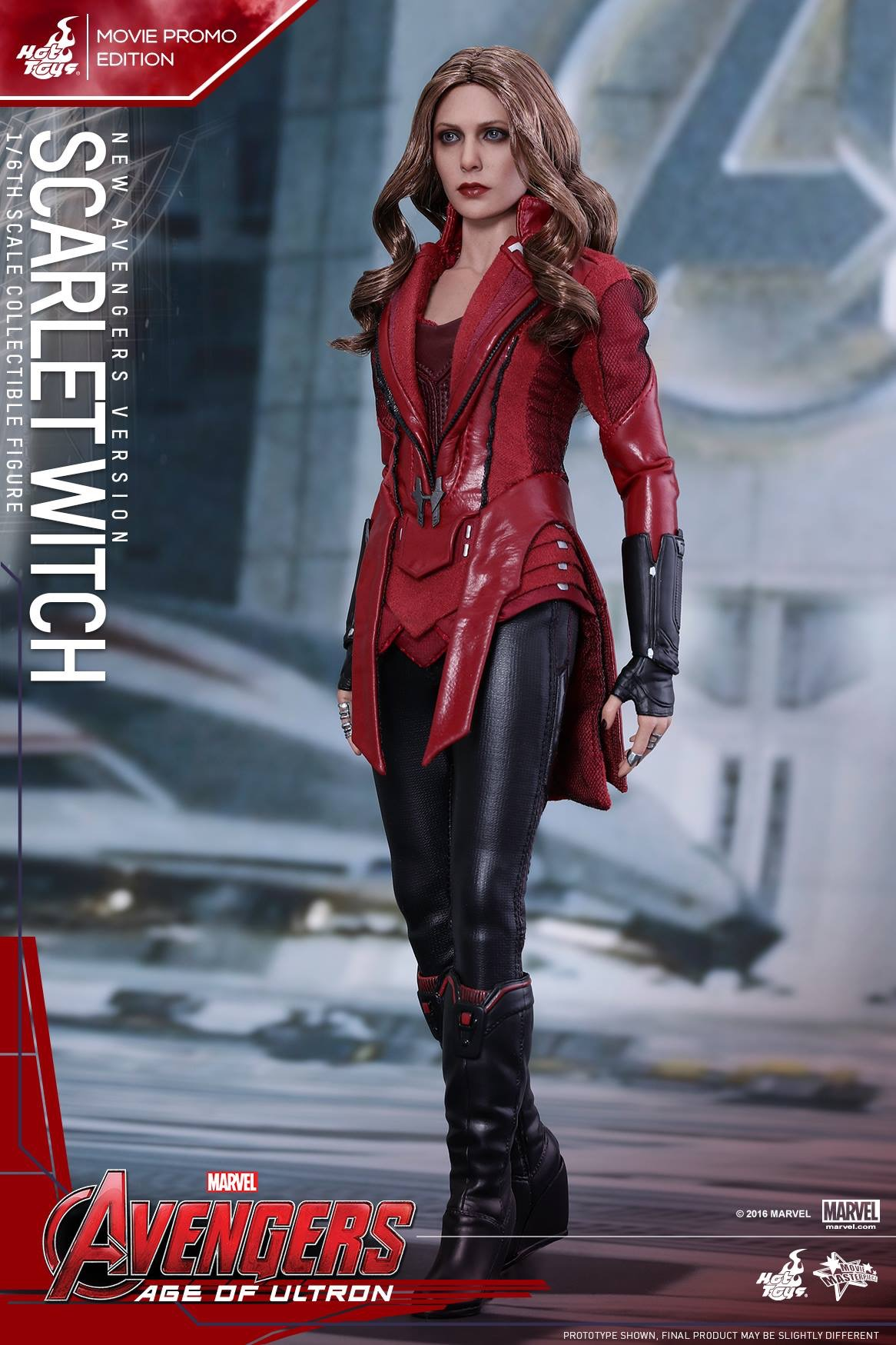 AVENGERS 2 : AGE OF ULTRON - SCARLET WITCH (MM$357) 160415024941985204