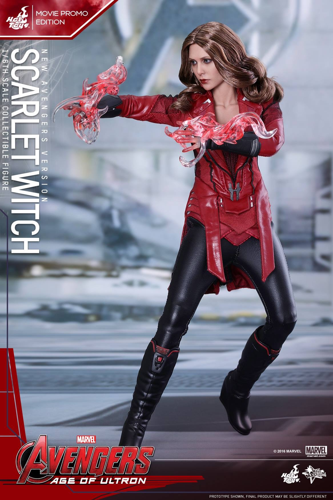 AVENGERS 2 : AGE OF ULTRON - SCARLET WITCH (MM$357) 160415024943318673