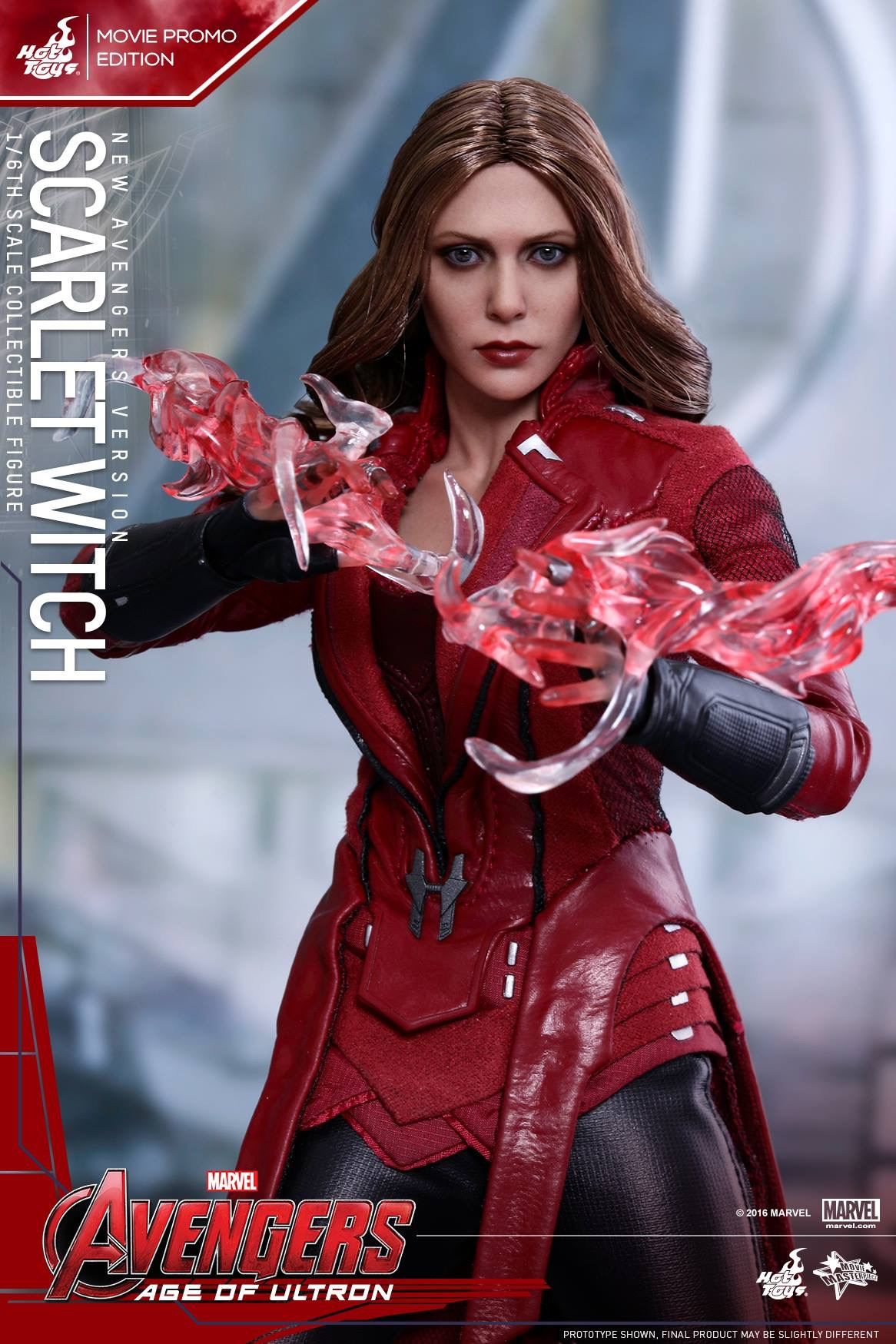AVENGERS 2 : AGE OF ULTRON - SCARLET WITCH (MM$357) 160415024955350657