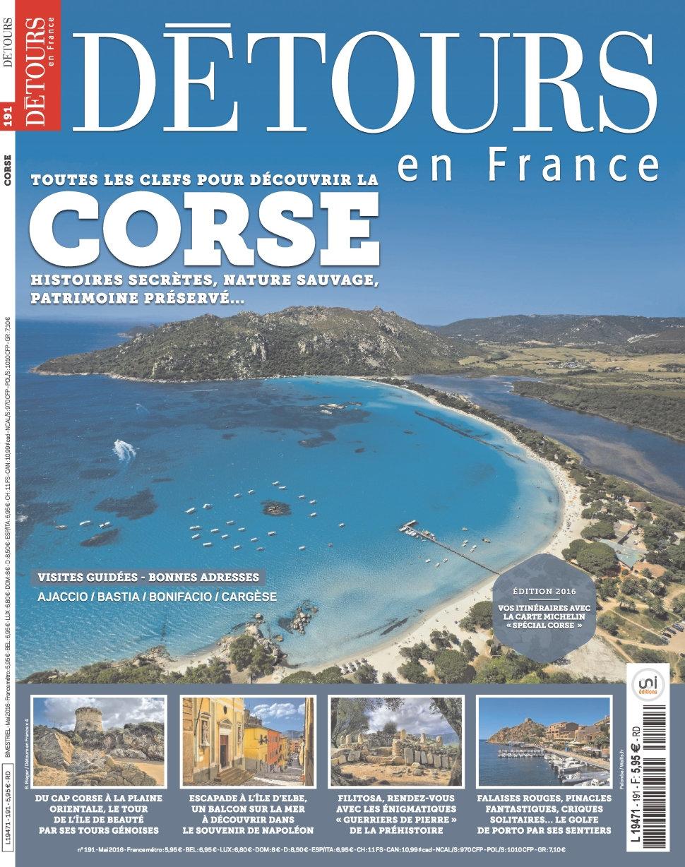 Détours en France N°191 - Mai 2016