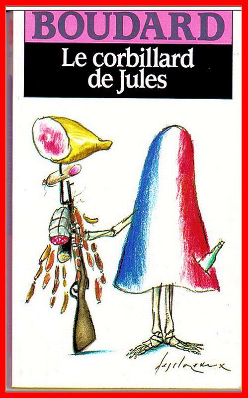 Alphonse Boudard - Le corbillard de Jules