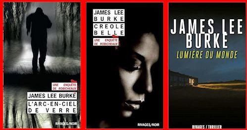 James Lee Burke - Les 20 tomes de la Série Robicheaux (1987 - 2016)