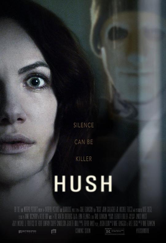 Hush (2016) poster image