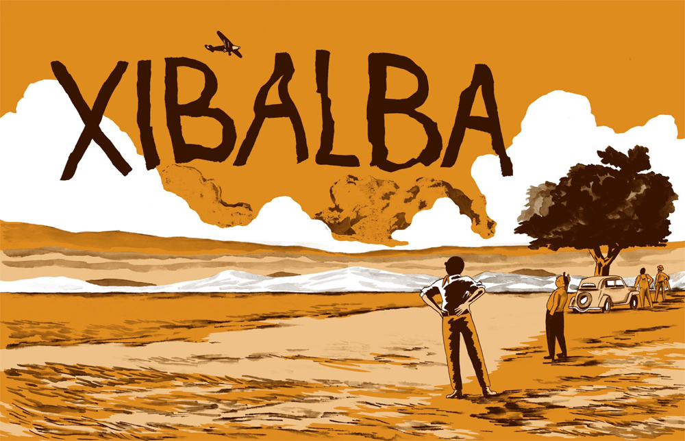 Les Ailes Brisées - Xibalba-4