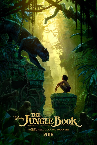 The Jungle Book 2016 HD-TS x264 AC3 Exclusive-CPG