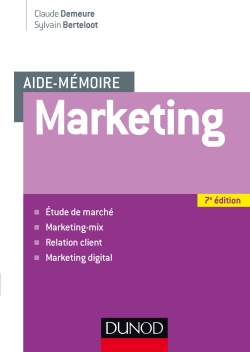 Aide mémoire de marketing