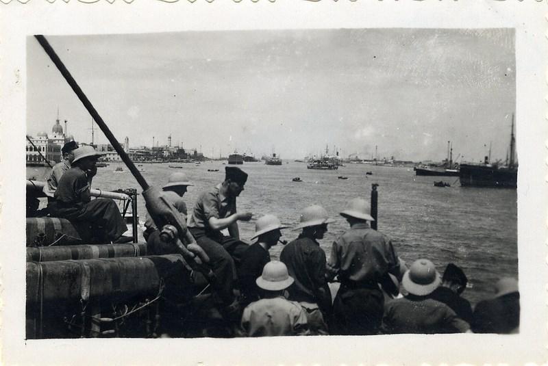 la vie d'un gendarme en poste en Indochine en 1948 160417113953966306