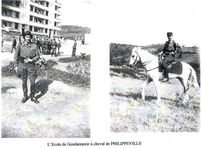 la vie d'un gendarme en poste en Indochine en 1948 160417114009345300