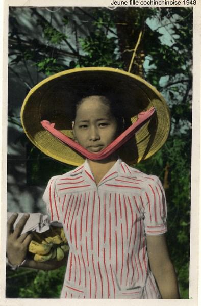 la vie d'un gendarme en poste en Indochine en 1948 160418110410849833