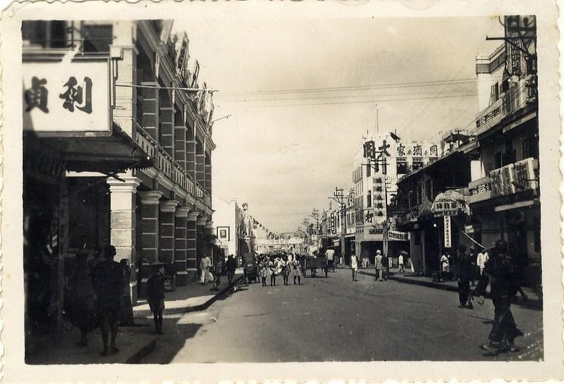 la vie d'un gendarme en poste en Indochine en 1948 160418111313842