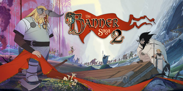Poster for The Banner Saga 2