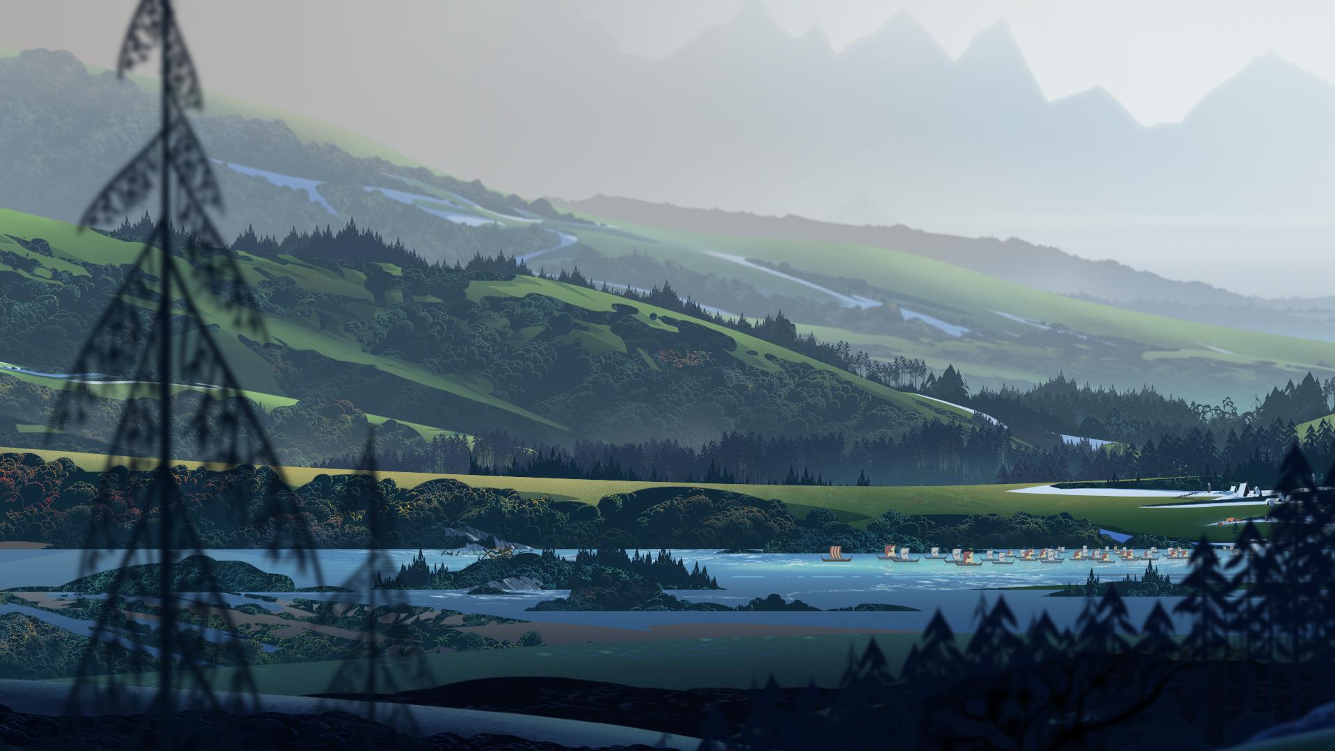 The Banner Saga 2 image 3