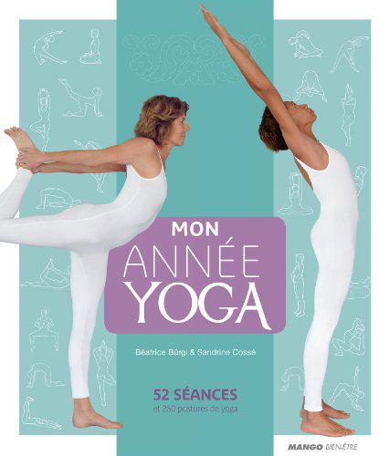 Mon année yoga - 52 leçons illustrées - EPUB