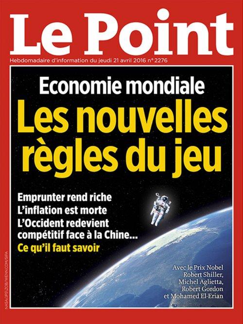 Le Point N°2276 du 21 au 28 Avril 2016