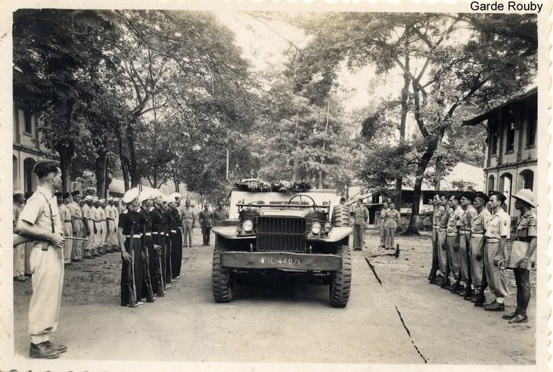 la vie d'un gendarme en poste en Indochine en 1948 160420113349444432