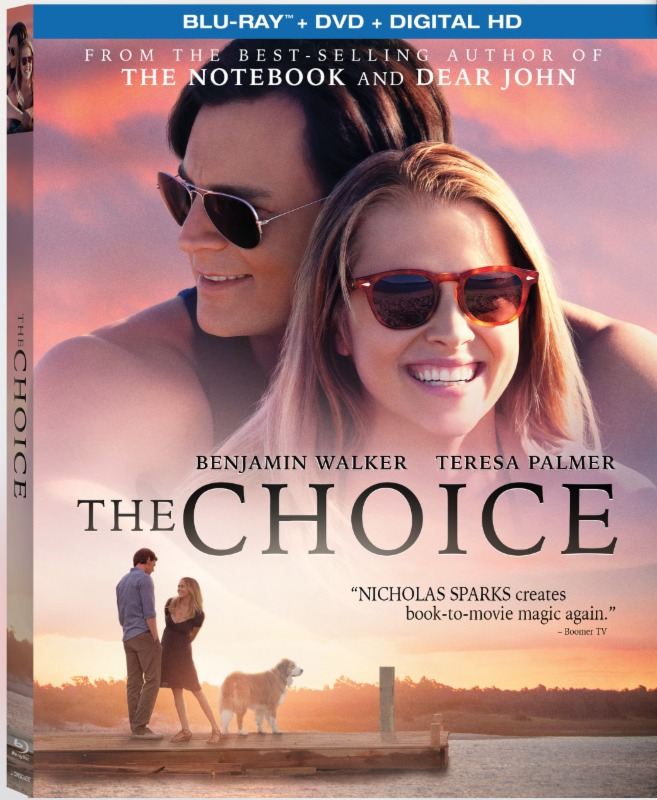 The Choice (2016) poster image