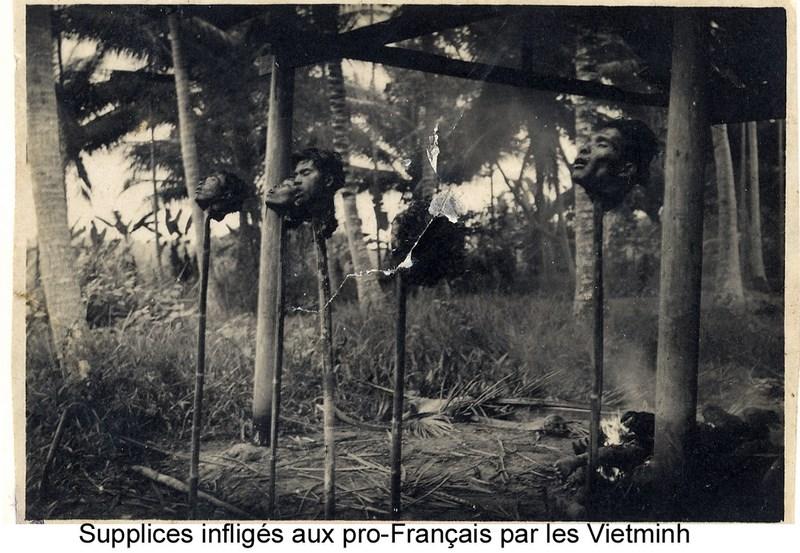 la vie d'un gendarme en poste en Indochine en 1948 160421115116255074