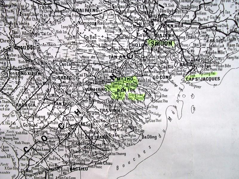 la vie d'un gendarme en poste en Indochine en 1948 160421115130221813