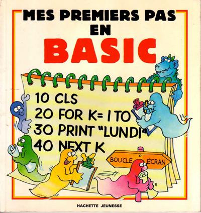 Mes premiers pas en BASIC-Échos-Électronique