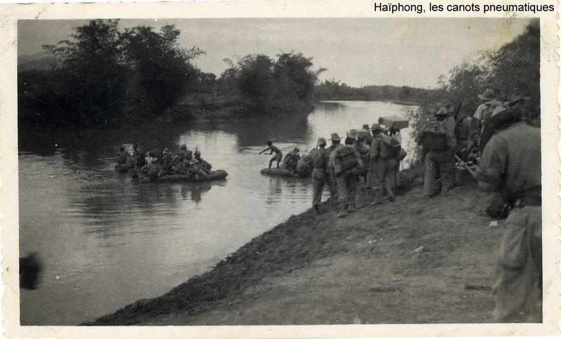 la vie d'un gendarme en poste en Indochine en 1948 160423045333241449