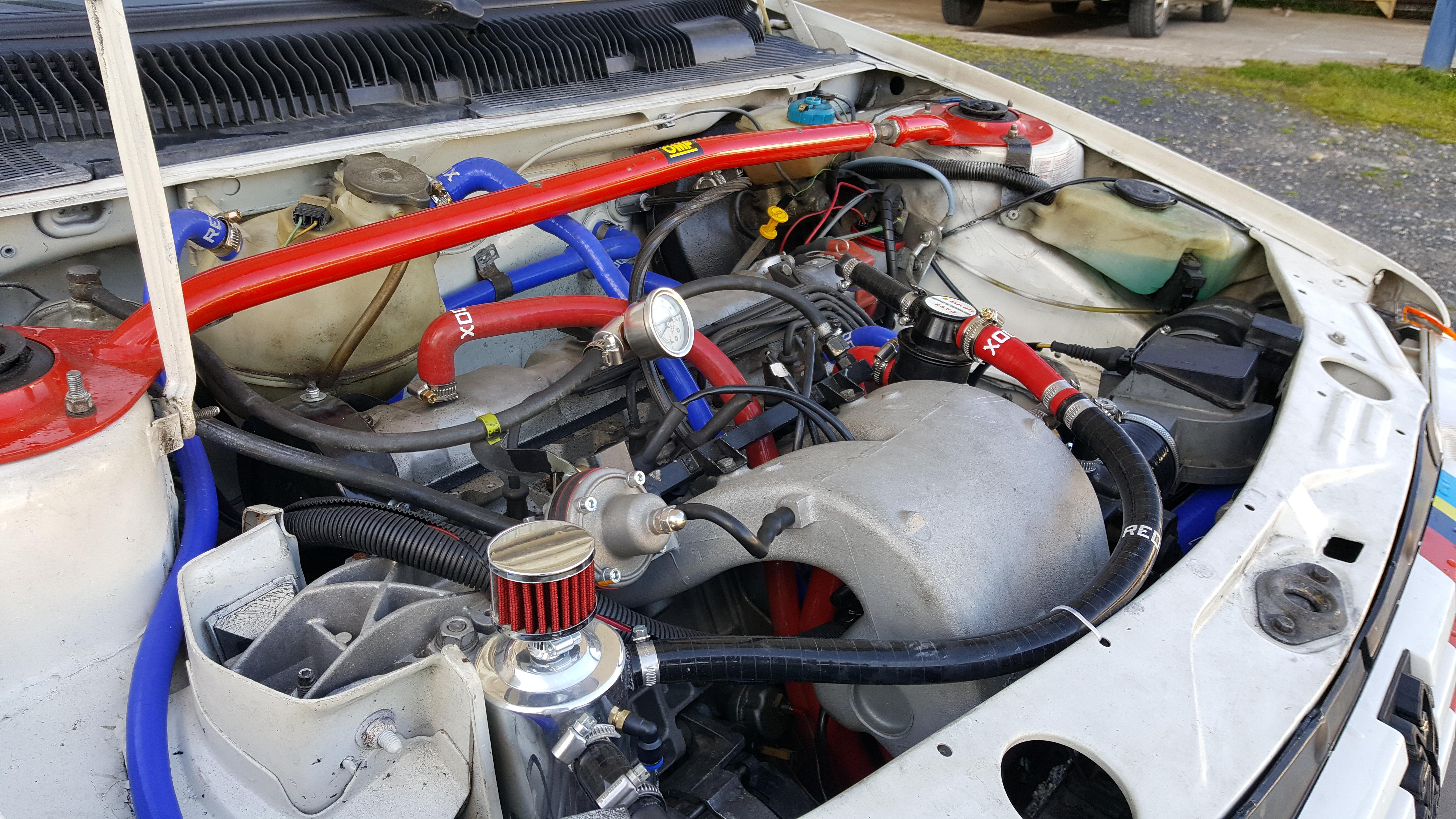 [Jabba] 205 GTI 1.6L 115+ Blanc Meije AM89 - Page 35 160427063745220398