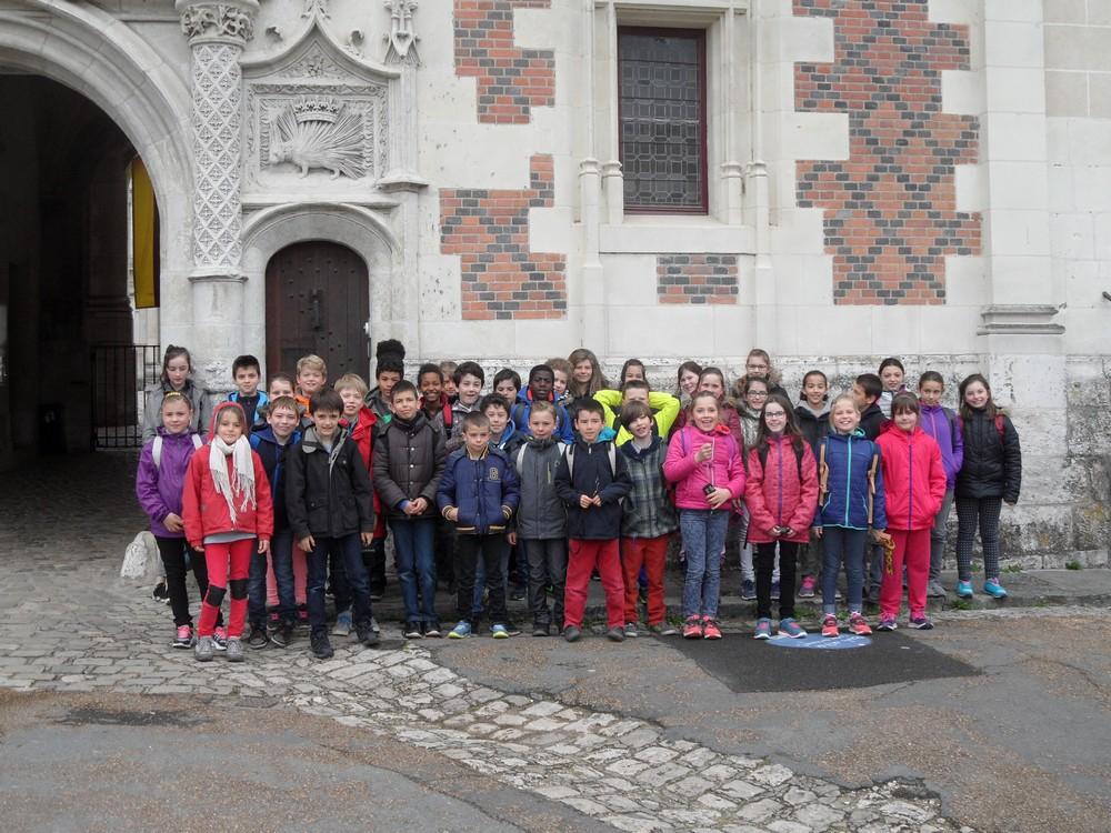 photos chateau de blois