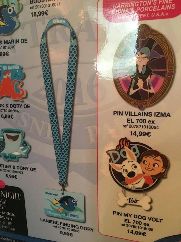 Le Pin Trading à Disneyland Paris - Page 6 160430045255603488