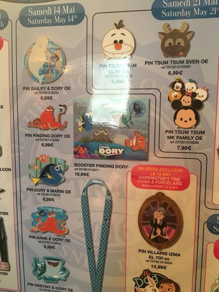 Le Pin Trading à Disneyland Paris - Page 6 160430045257197260