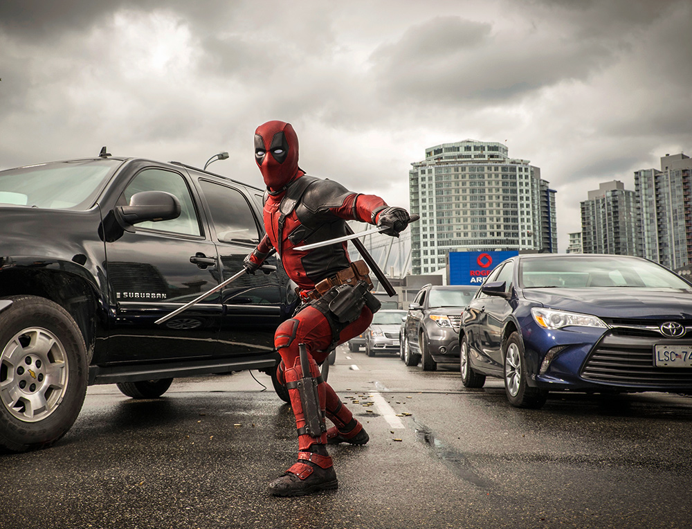 Deadpool (2016) image