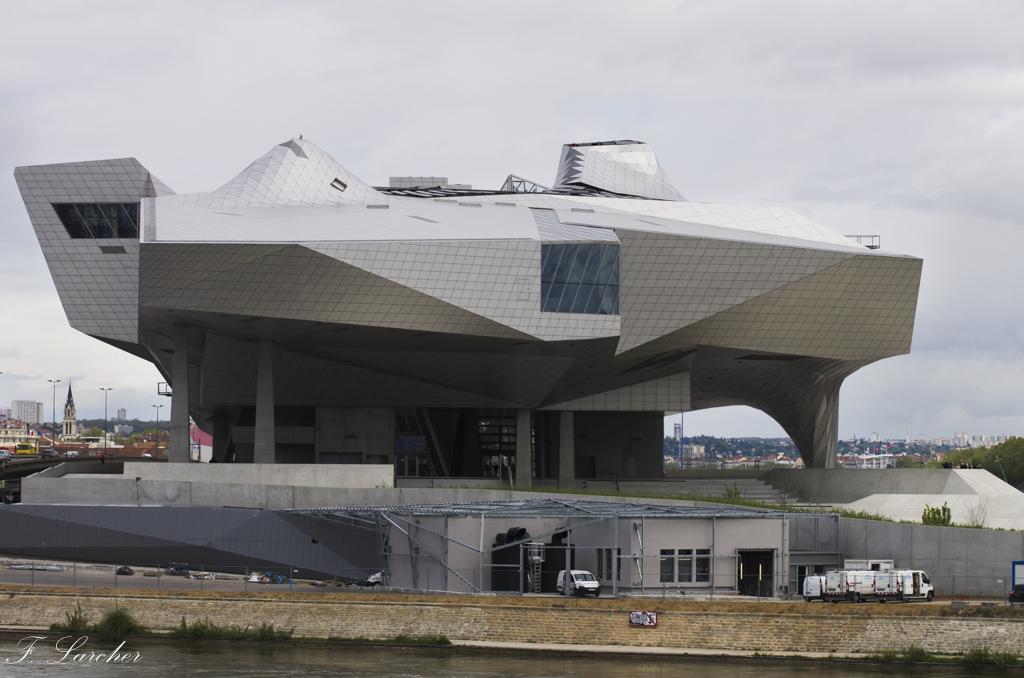 Musée des Confluences à Lyon 160506101148793523