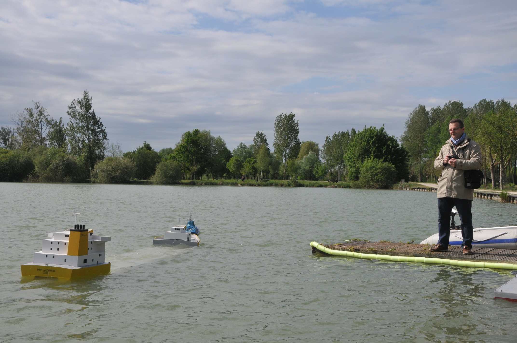 Towing Day - Aigrefeuille (17) -  6 et 7 Mai 2016  - Page 3 160509043435900552