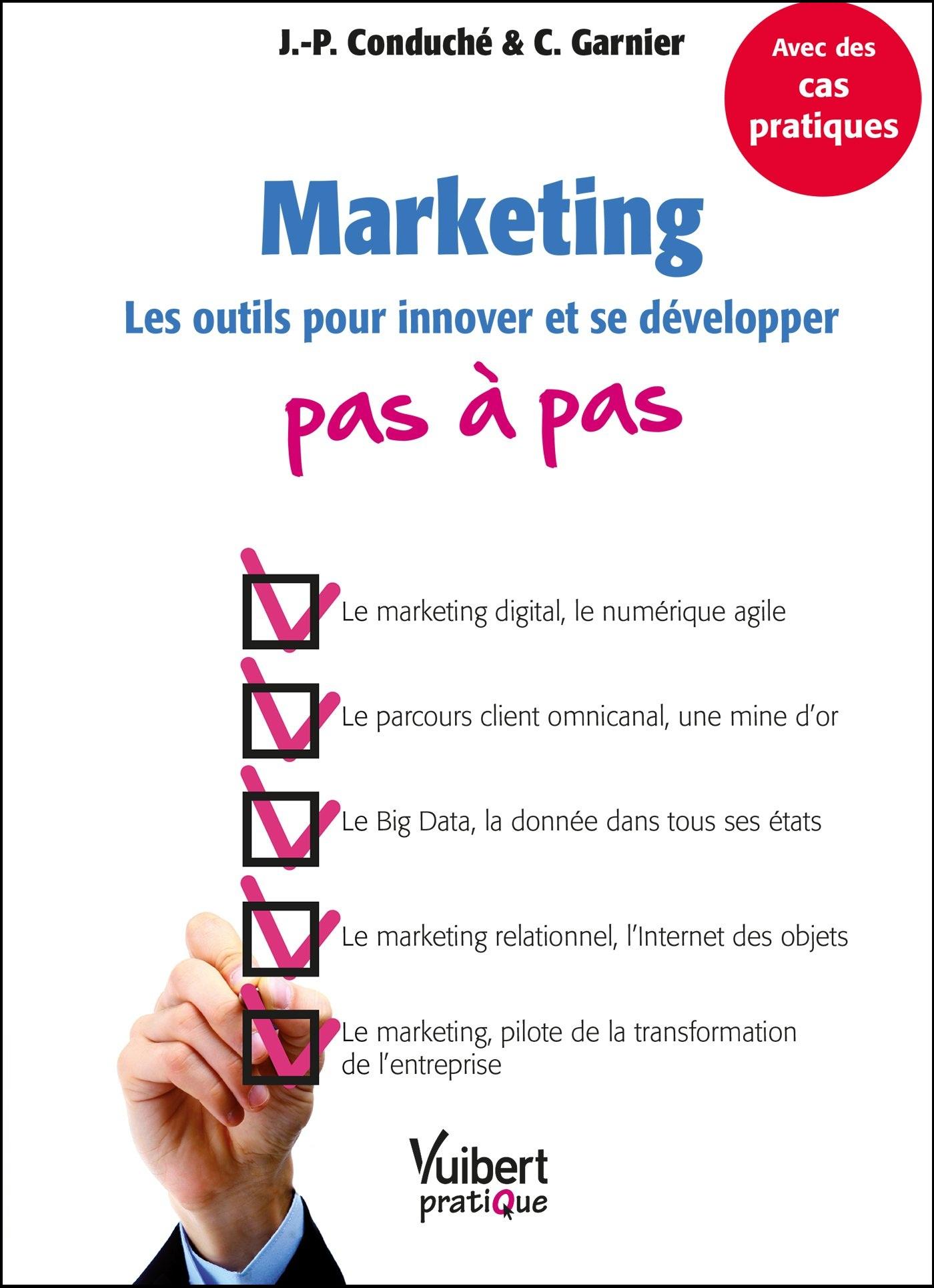 télécharger Marketing - Les outils pour innover et se développer pas à pas