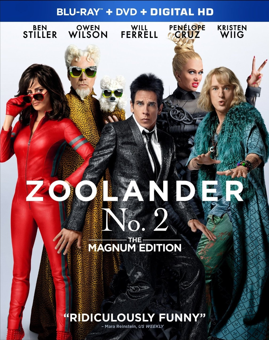 Zoolander 2 (2016) poster image