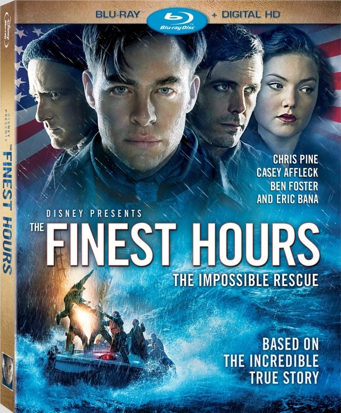 The Finest Hours (2016) poster image