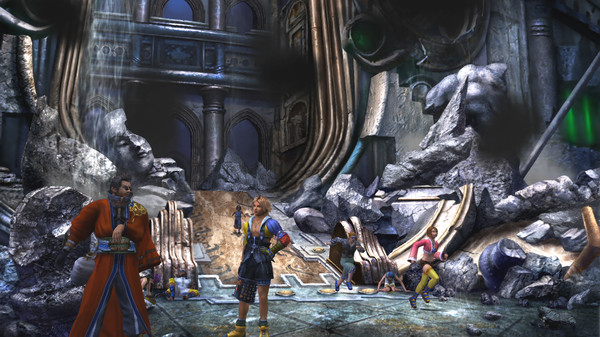 Final Fantasy X / X-2 HD Remaster image 3
