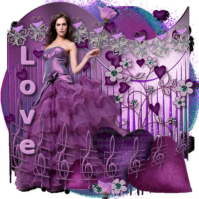 Je vois la vie en mauve violet parme page 169 supertoinette for Mauve la vie claire