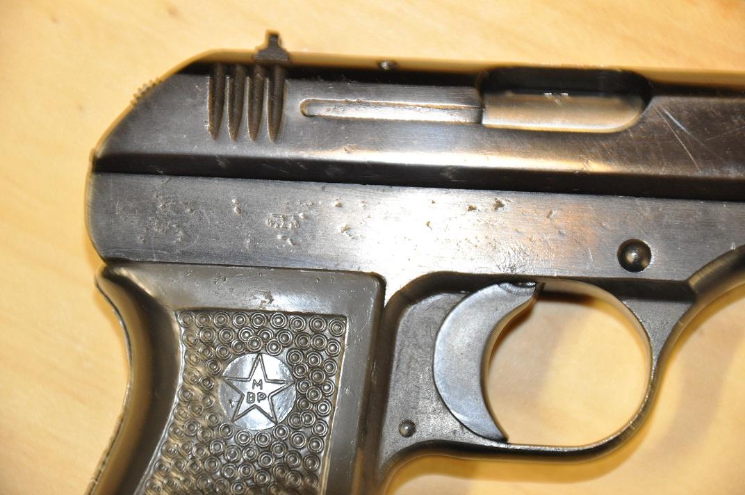 Pistolet CZ 27 160514102721570713