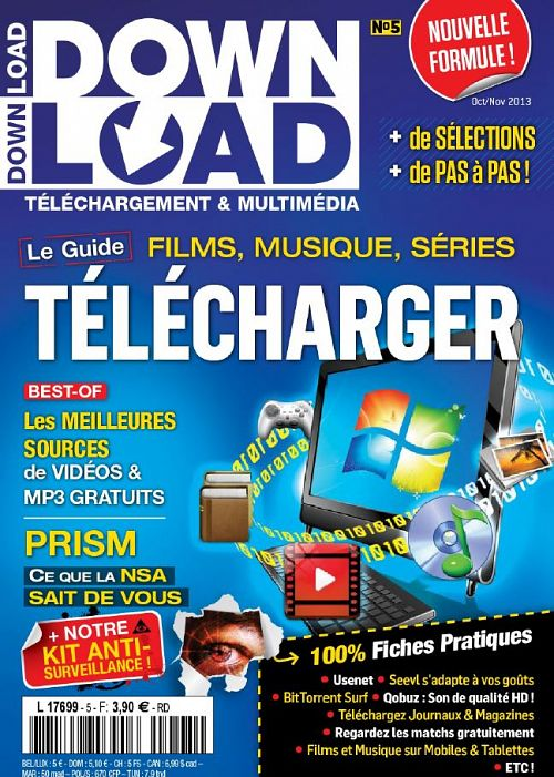Download No.5 - Le Guide Tèlècharger