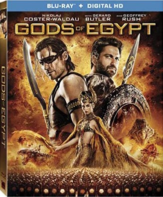 Gods of Egypt(2016) poster image