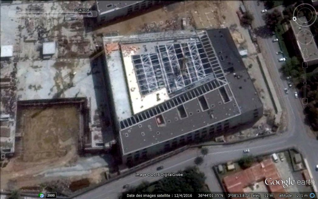 مشروع جامع الجزائر الأعظم: إعطاء إشارة إنطلاق أشغال الإنجاز - صفحة 14 16051802564142962