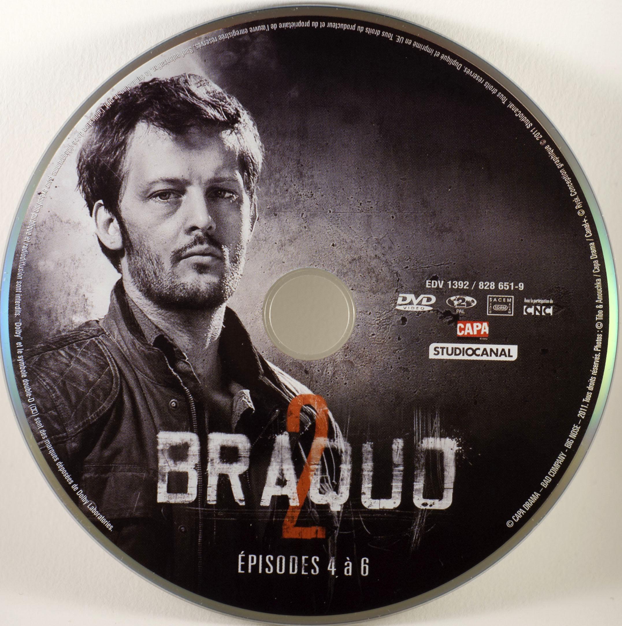 Braquo saison2 dvd2