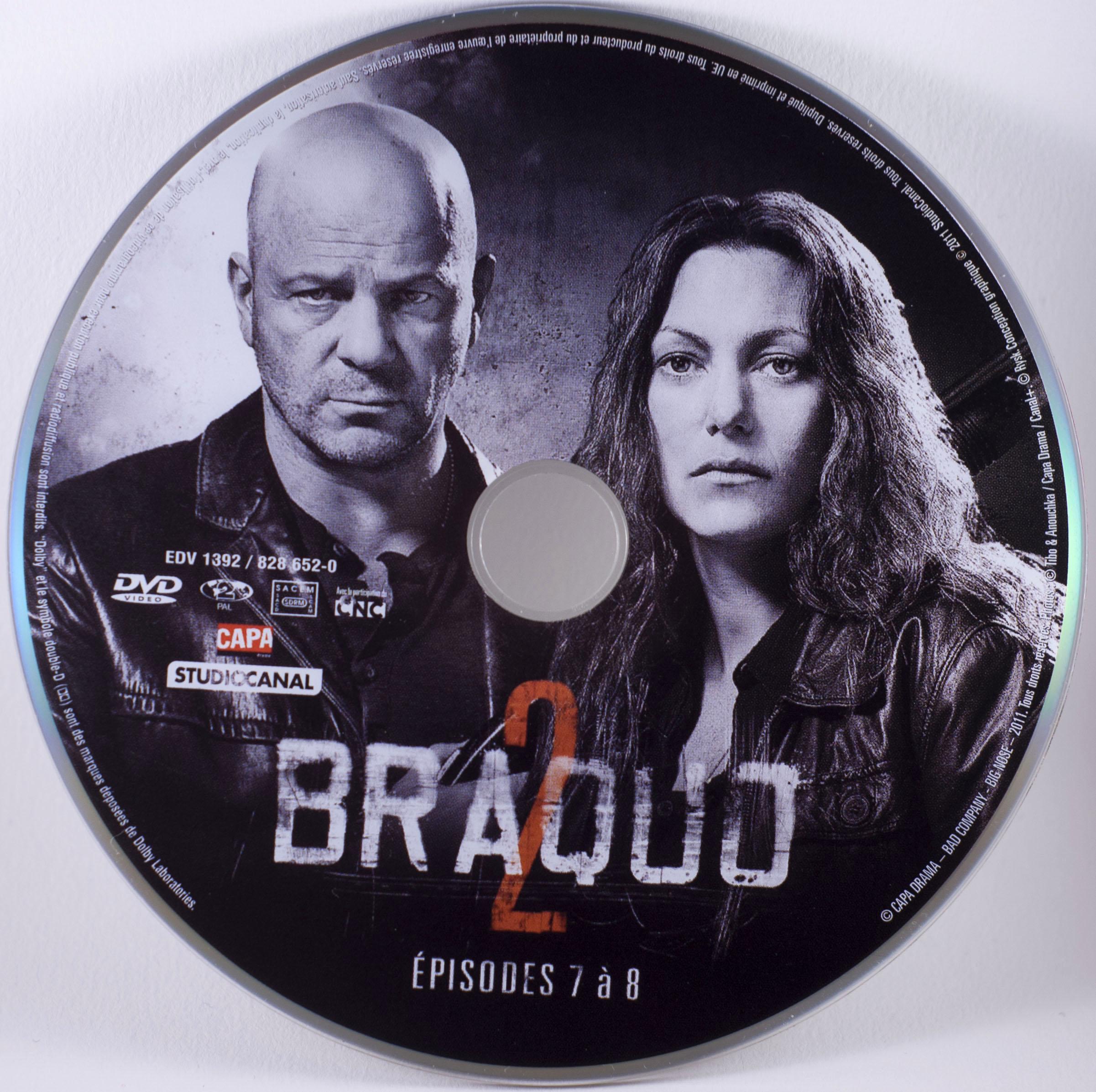 Braquo saison2 dvd3