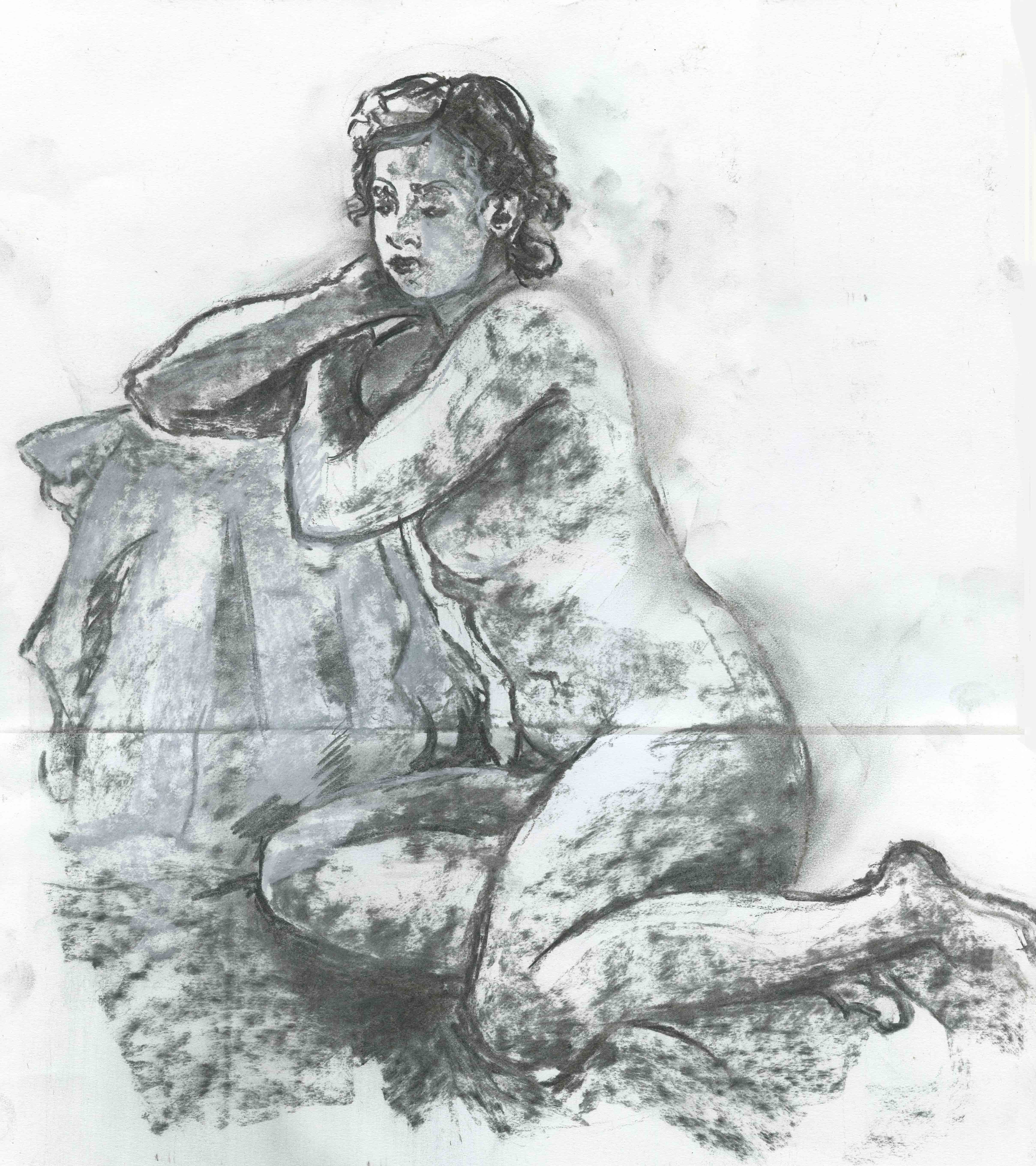 Noomis - Etudes, croquis & Wip [ Nudité ] - Page 3 160519121428638763