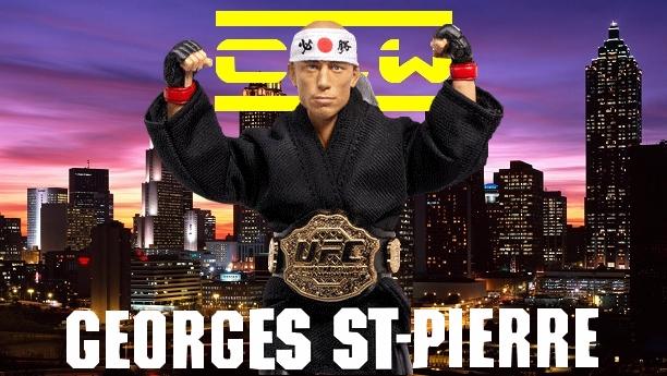 Fond Georges St-Pierre
