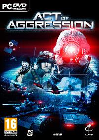 Poster for Act of Aggression - Reboot Edition