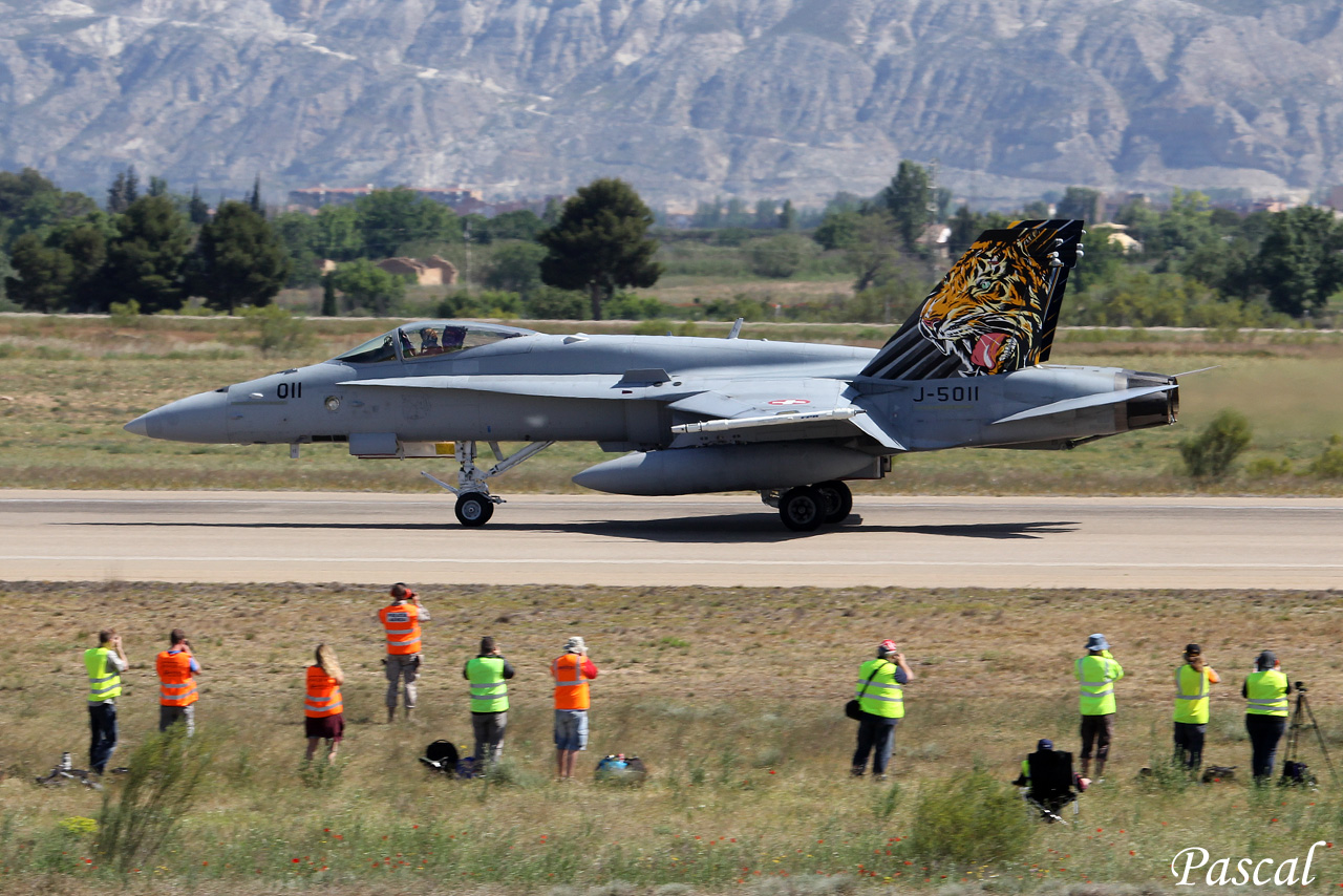 NATO Tiger Meet 2016 Spotters Day 160522061256364536