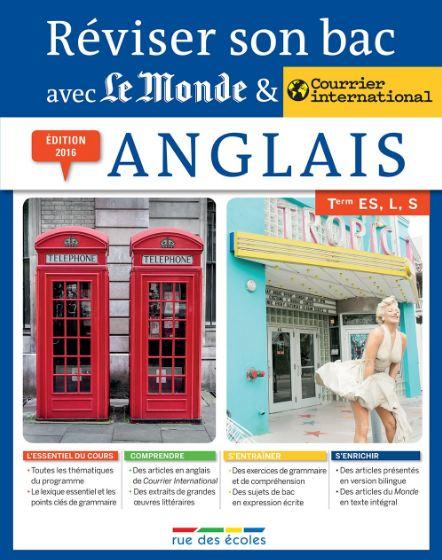 Réviser son bac avec Le Monde et Courrier international : Anglais